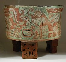 "Pre-colonial Mexican pottery, which I helpfully saved on my computer as ""EXCITING turkey tagine"""