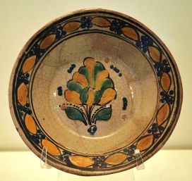 Mexican bowl, 16th century